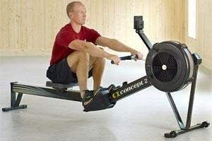 concept 2000 rowing machine