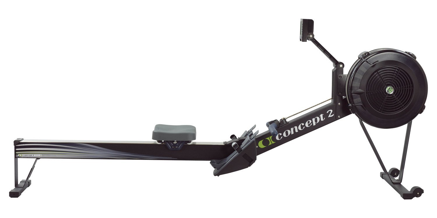 rowing machine program